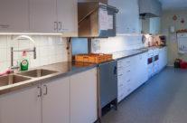 Tävelsås bygdegård – Köket
