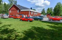 Tävelsås bygdegård – bra parkeringsmöjligheter