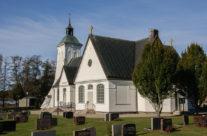 Tävelsås vackra kyrka