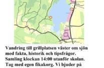 Kultur / Tipsrunda Tävelsås, start vid skolan. Lördagen den 14 sept 14:00