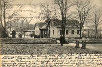 Täfvelsås Folkskolehus 1906